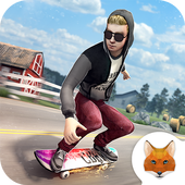 Farm Skater Boy - Skating Game 1.0.0
