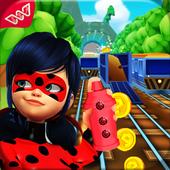 Subway Ladybug Run Adventure 1.0