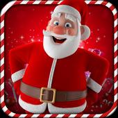 Talking Christmas Santa 1