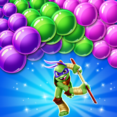 Turtles Hero Bubble Shooter 1.3