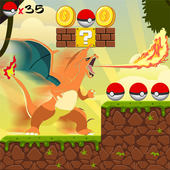 Temple ChariZard Smash Jungle 1.3.1