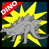Dino Games for kids free: LOUD 1.1
