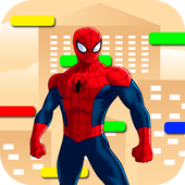 Target of spiderman: jump jump 1.0.5