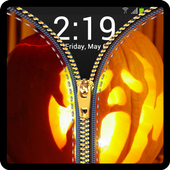 Zipper Halloween Pumpkin 0.0.2