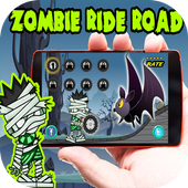 Zombies games : bike racing 1.0.0