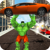 Monster Heros : Incredible Fight In City 1.1