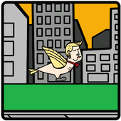Flying Donald Trump 2.5.0