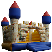 Puzzle for kids,bouncy castles 1.1