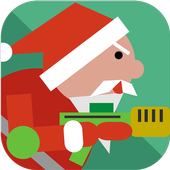 Jetpack Christmas santa vs thief 1.0