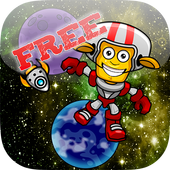 Gravity Jumper In Space FREE 1.7