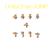 UnityChanJUMP! 1.1