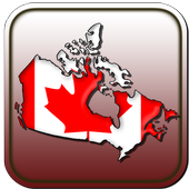Map of Canada 123 APK Download  Android Travel  Local Apps