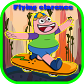 amazing flying clarence world 1.0