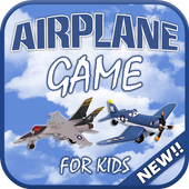 Airplane Game for Kids Free 1.0