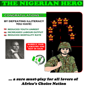 NIGERIAN HERO GAME 4.0