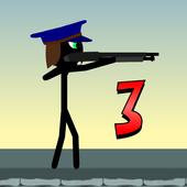 Stickman and Shotgun 3 1.0