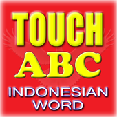 TOUCH ABC INDONESIAN WORD 1.0