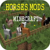 Horses Mods for MineCraft PE 1.0