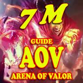 Guide for Garena AoV Arena of Valor - 7 M 1.2