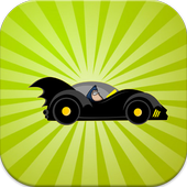 Impossible drive batman race 1.0