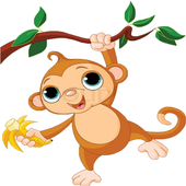 Saga Monkey-Catch Banana 1.0