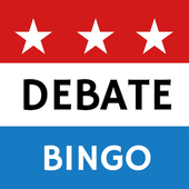 Trump Clinton Debate Bingo 1.0.2