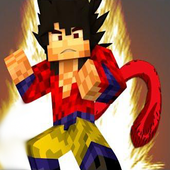 Saiyan Mod for Minecraft 1.0