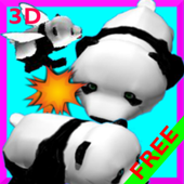 Panda Attacker 3D Action Game 1.0.8