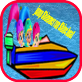 jump Shimmer run Shine boat 1.0