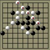 Super GOMOKU ( Five in a row ) 3.1