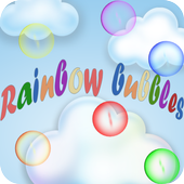 Rainbow bubbles 1.0