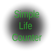 Simple Life Counter 1.0