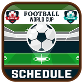 FIFA world cup 2018 schedule 1.3