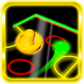 Air Hockey Glow 1.1