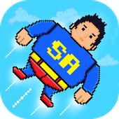 SuperHero Adventure:Sky Drift 1.0