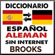 Diccionario Español Alemán Sin Internet Brooks 1.02