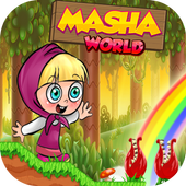 Amazing World Of Masha 1.0