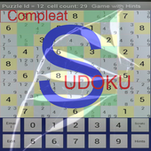 Compleat Sudoku - free version 1.0.7