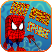 crossy spider sponge Adventure 1.0