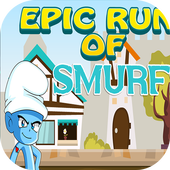 Epic Run Of Smurfs 1.0