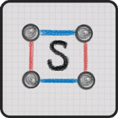 SquareIt-Dots and Boxes online