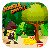 Jungle Castle Jump Girl 1.0