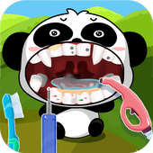 Panda dentist game 1.0