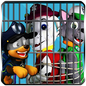 PAW Puppy Goes to Jail 1.0