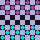 Checkers board 1.1