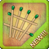 Matches Puzzles Brain Game 9.0
