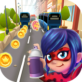 Subway Ladybug Run Surf 1.0