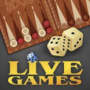 Backgammon LiveGames 3.03