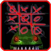 Scary Tic Tac Toe. Horror game 1.5