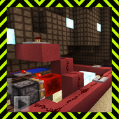 Paradise Paintball 2: Apocalypse. Map for MCPE 1.1